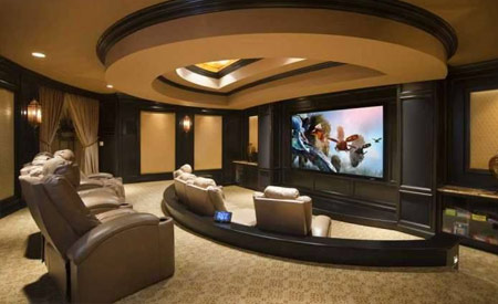 Innovative Audio-Visual - Home - Custom Home Theater Design and Installation in Erie, PA