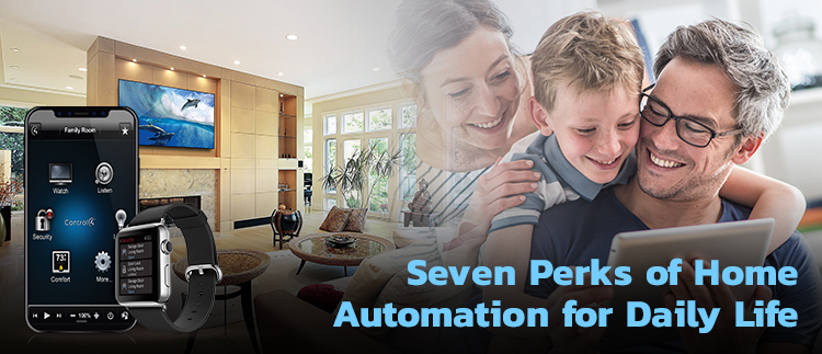 Hoppen Home Systems - 7 Perks of home automation