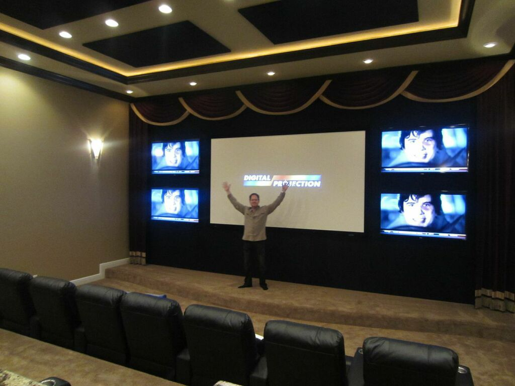 Easy Living With Technology Home Theaters Home