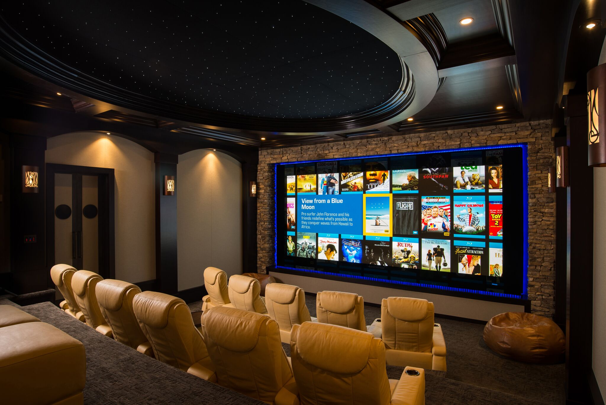 Home Theater Design Installation Tampa St Petersburg