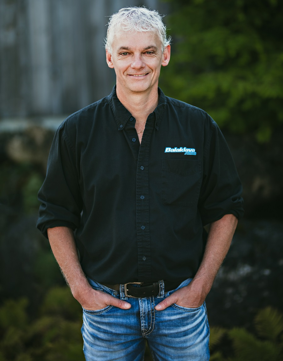 Mark Pinder, President and Founder