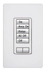 Balaklava Audio lighting control keypad