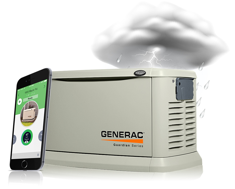Security Safe | Home Solutions Generac Backup Generators