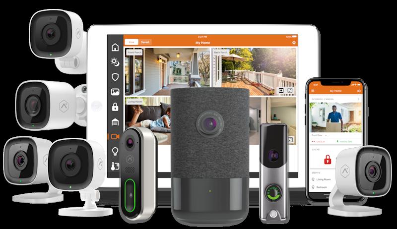 Security Safe - CCTV Cameras by Alarmcom