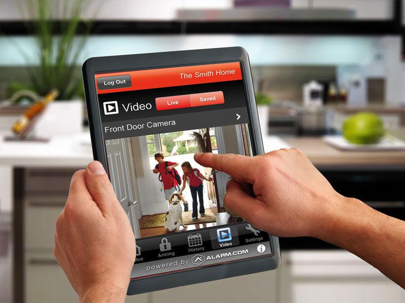 Security Safe - Kids Home Safe Camera