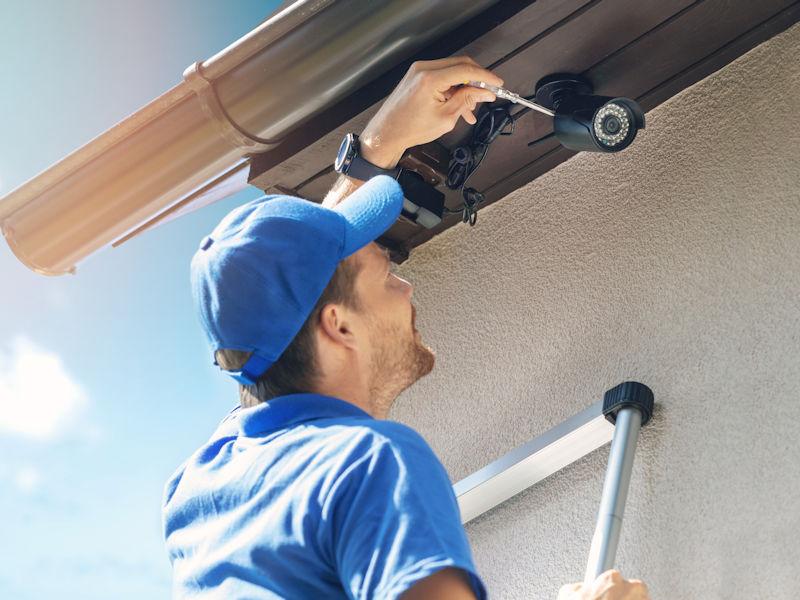 Security Safe - CCTV Surveillance Camera Installation