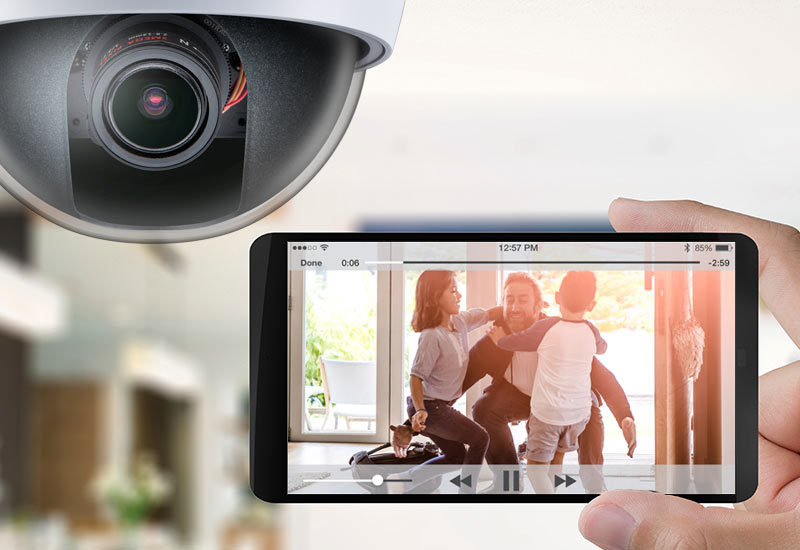 Security Safe | Residential Security Cameras