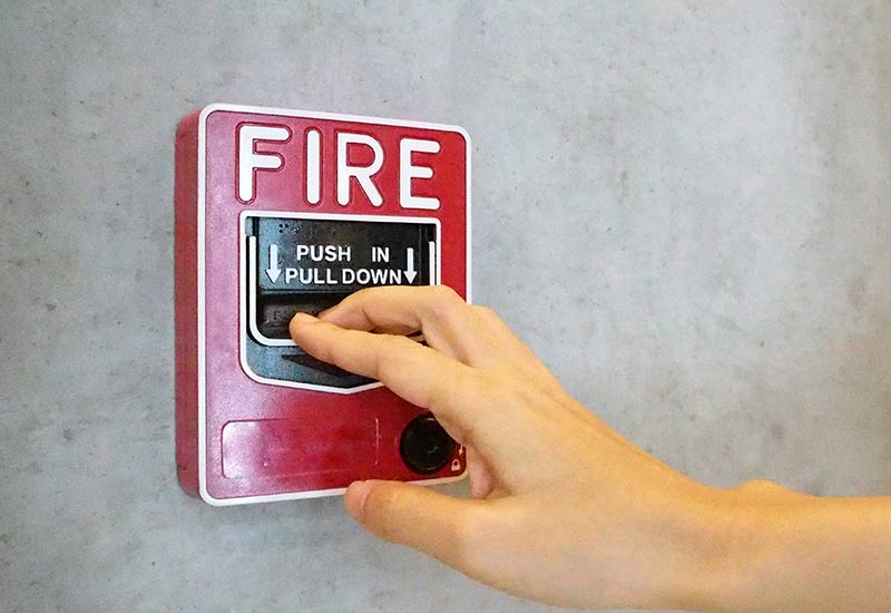 Security Safe | Commercial Security Fire Alarm Systems