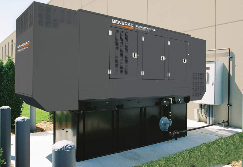 Security Safe | Commercial Security Backup Generators