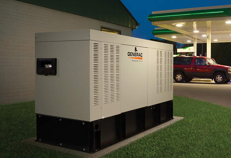 Security Safe | Commercial Security Power Generators