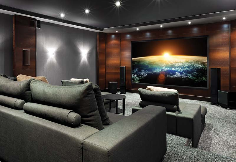 Security Safe | Home Solutions Home Theater