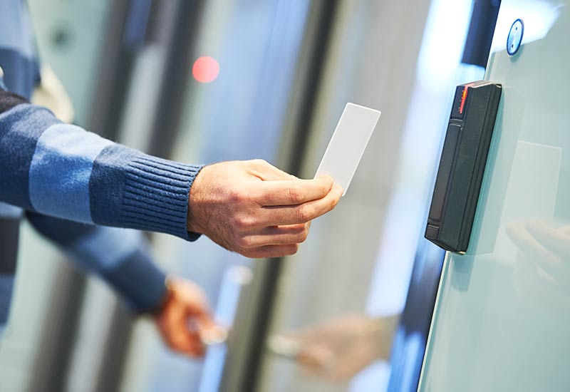 Security Safe | Commercial Security Access Control