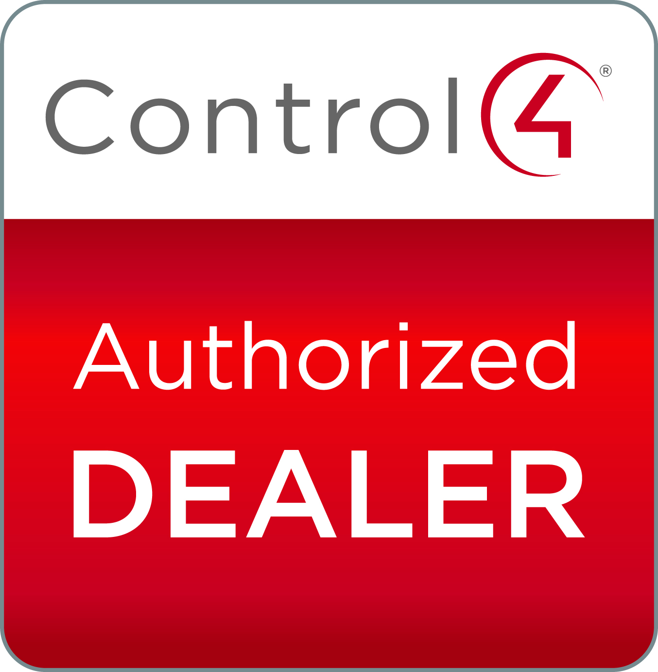 Certified C4 Dealer logo