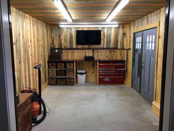 motorcycle room