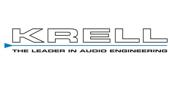 Origin HiFi Product | Krell Logo