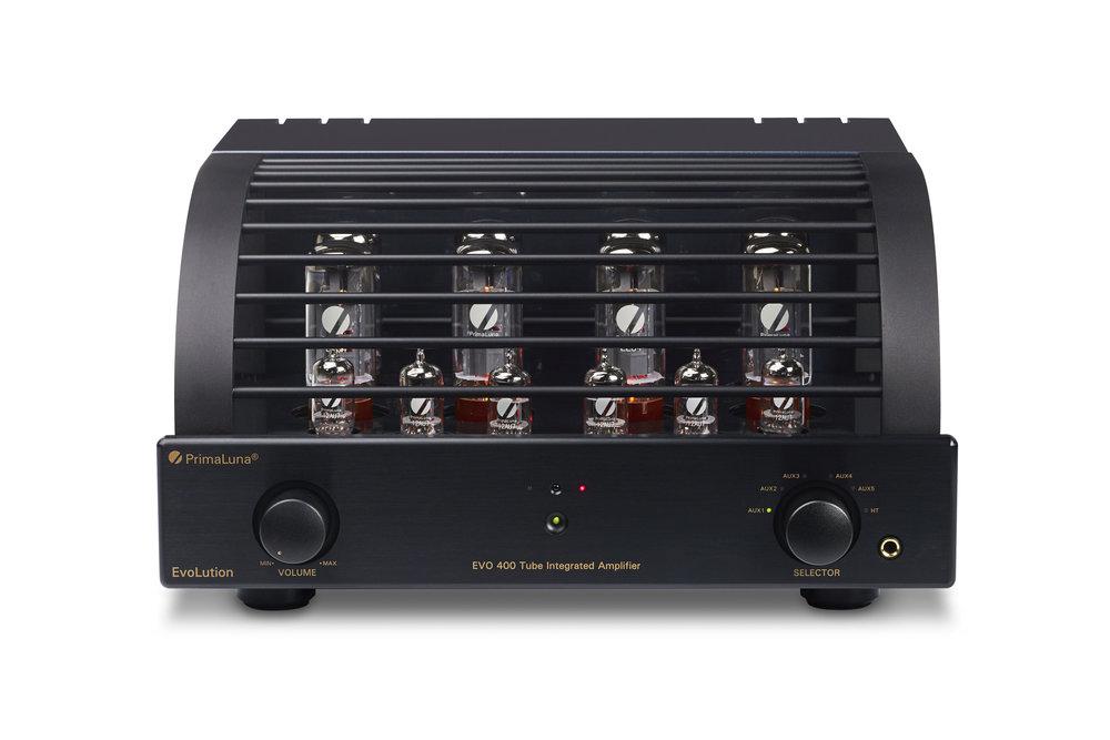 Origin HiFi Product | PrimaLuna Tube Amplifiers for that authentic analog audio sound