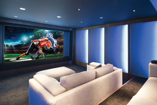Origin HiFi Solutions | Custom Home Theater design and installation solutions