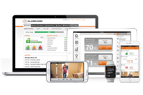 Products - Alarm.com - Image