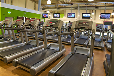 Services - Commercial - Gyms