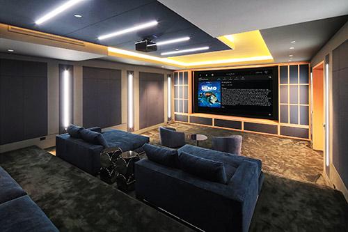 Systems - Media Room