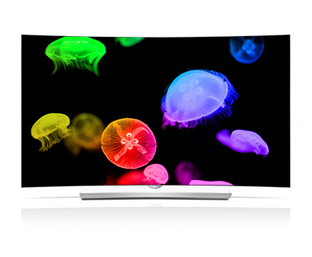 LG Curve TV