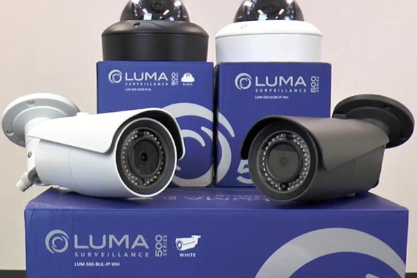Luma Cameras