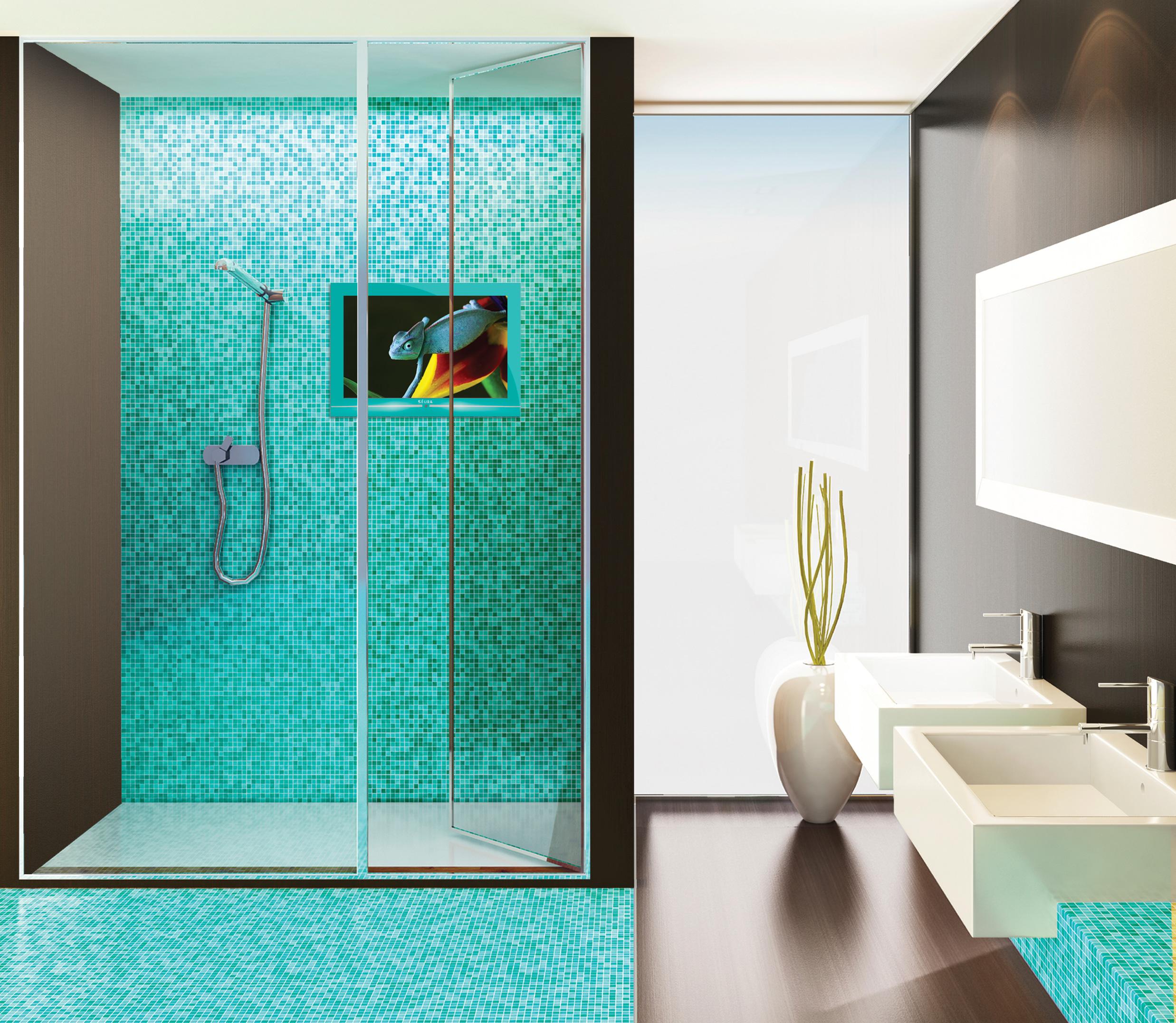 Seura Hydra TV - Waterproof Shower TV