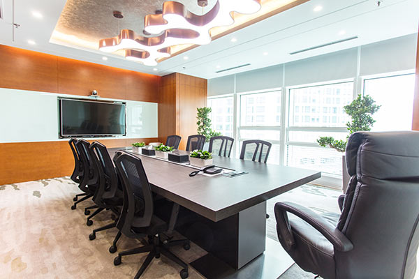 Services - Commercial Boardrooms