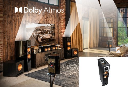 Dolby Atmos Towers