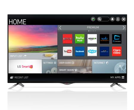 LG 49 inch LED SMART 4K TV