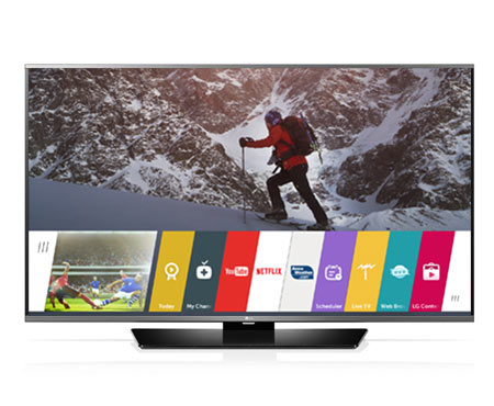 98 inch LG UHD with WebOS