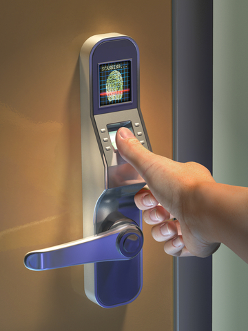 picture for access control system page