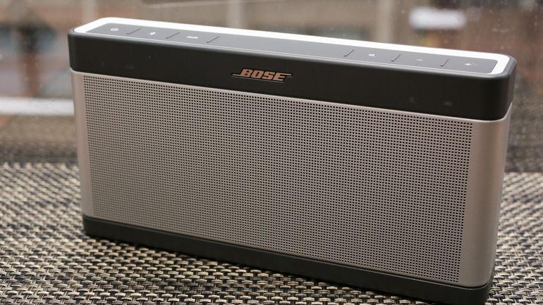 Image of Bose Speaker