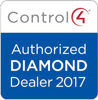 Control4 - 2017 Diamond Dealer