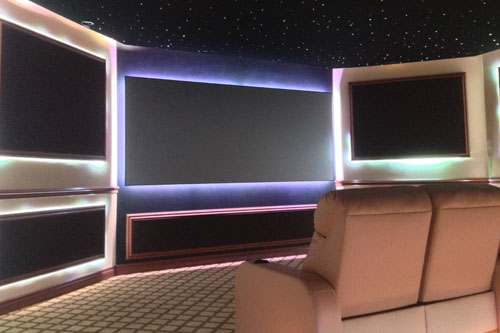Services - Home Theater - Feature Image