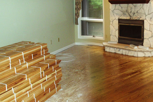 Services - Flooring - Restoring - Feature Image
