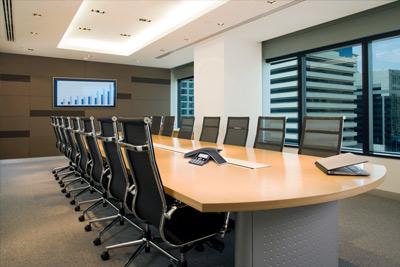 Services - Boardrooms