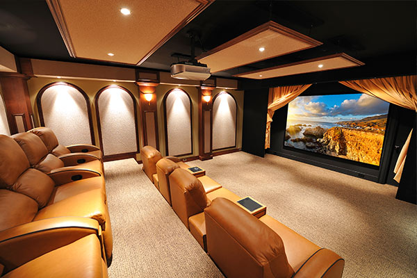 Solutions - Home Cinema
