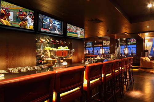 Innovative Audio Visual - Commercial - Restaurants