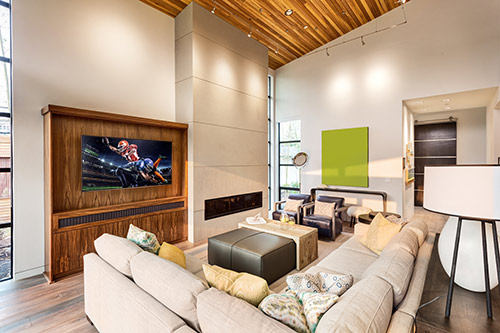 Innovative Audio-Visual  -Residential - Media Rooms - TV Rooms - Erie, PA