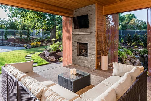 Innovative Audio-Visual - Residential - Outdoor Living - Outdoor Entertainment - Outdoor TV - Erie, PA