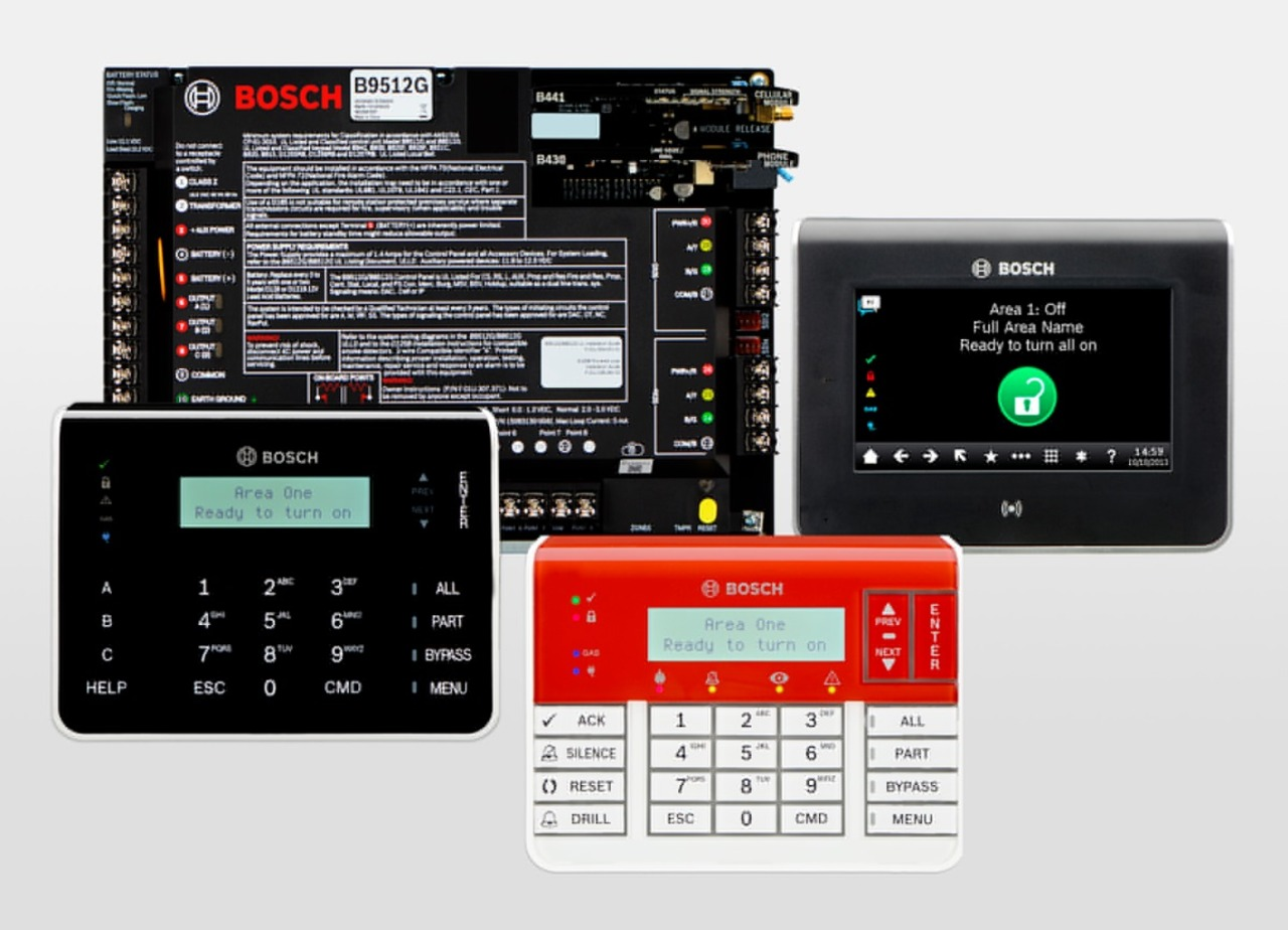 Commercial Bosch Integrated