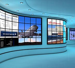 AVID Resourses - digital signage - Leesburg, VA; Middleburg, VA; Oakton, VA