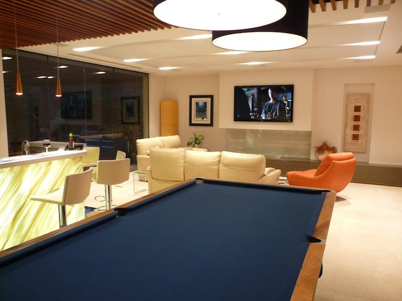 kickTECH - Project Angophora Lodge Pool Table