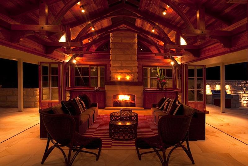 kickTECH - Project Bangalla Estate Living Room