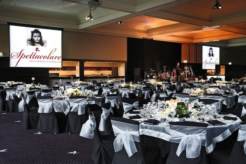 kickTECH - Project Miramare Gardens Banquet Hall