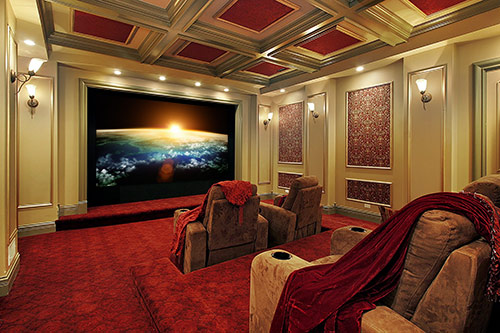 Residential - Home Cinema