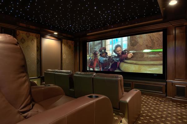 AV Design & Integration - Home Theater