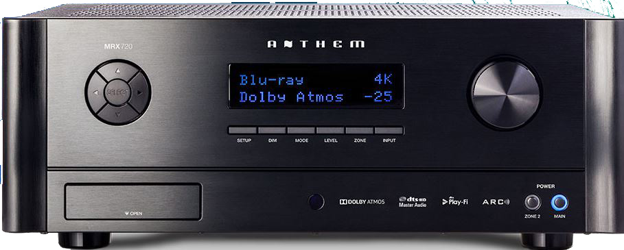 Anthem MRX-720 Audio Video Receiver
