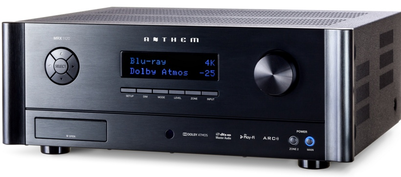 Anthem MRX-1120 11.2 Channel Audio Video Receiver